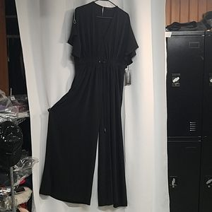 NY&C Gabrielle Union black one piece